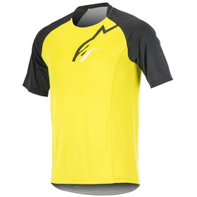 Alpinestars Trailstar Bike Jersey Shortsleeve Men yellow/black